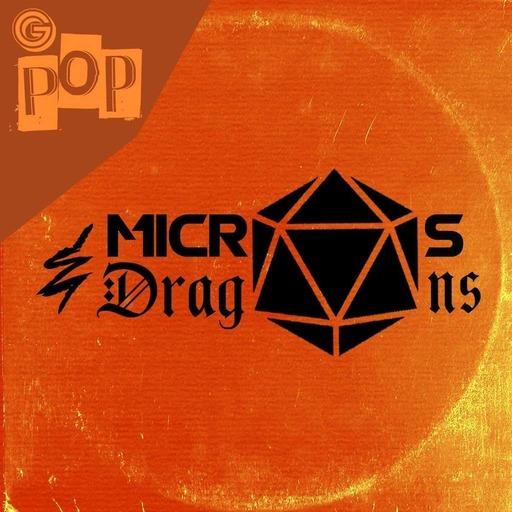 Micros&Dragons - Debrief #002 - Kit DD5 - Lost Mine Of Phandelver