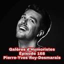 Épisode 168: Pierre-Yves Roy-Desmarais 🇨🇦