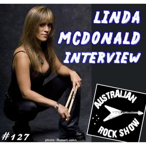 Episode 127 - Linda McDonald Interview - The Iron Maidens