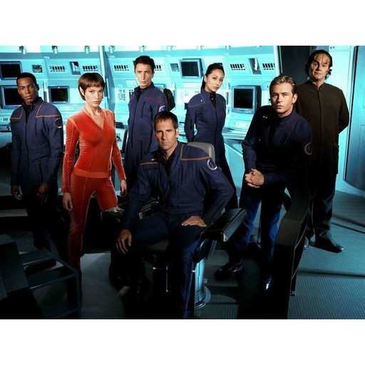 SciFi Diner Pilots 399 – Star Trek: Enterprise (There may have been some Karaoke involved.)