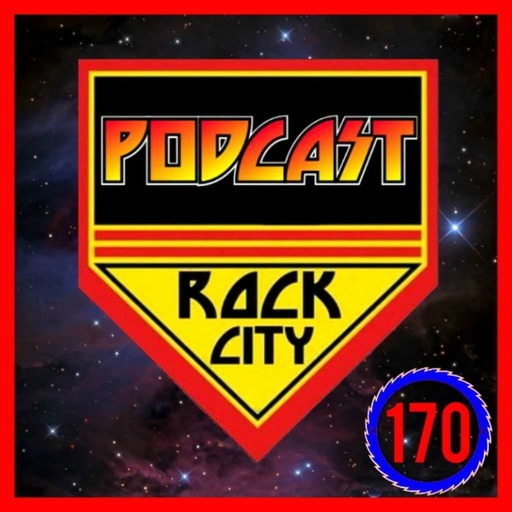 PODCAST ROCK CITY -170- Sonny sees Bob Kulick / Jody sees Gene and Ace!