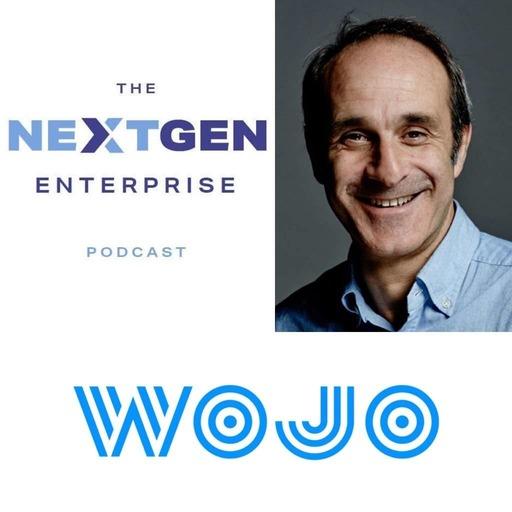 L'Entreprise de Nouvelle Génération, Stéphane Bensimon, CEO WOJO
