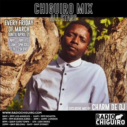 Chiguiro Mix #127 - Charm de DJ