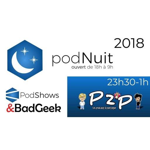 2018 - P2P (23h30-1h)