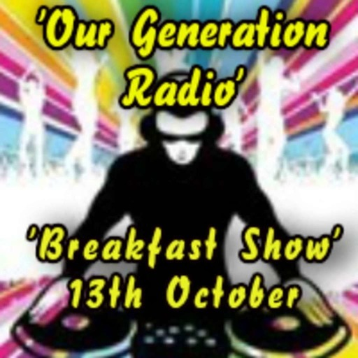 Oldies Breakfast Show 13th October