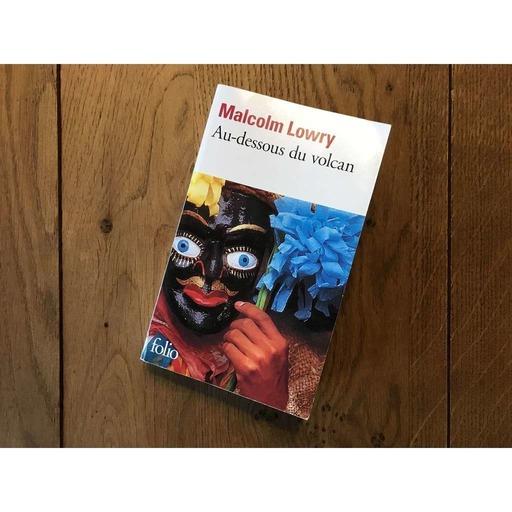 Au-dessous du volcan, Malcolm Lowry