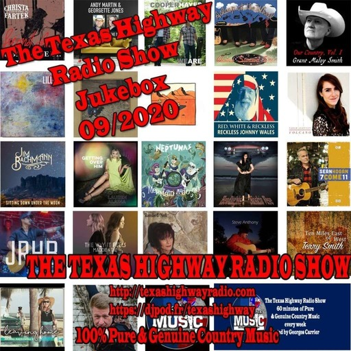 The Texas Highway Radio Show Jukebox - Septembre 2020