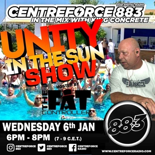 Episode 138: Centreforce Radio 883 6th January 2021