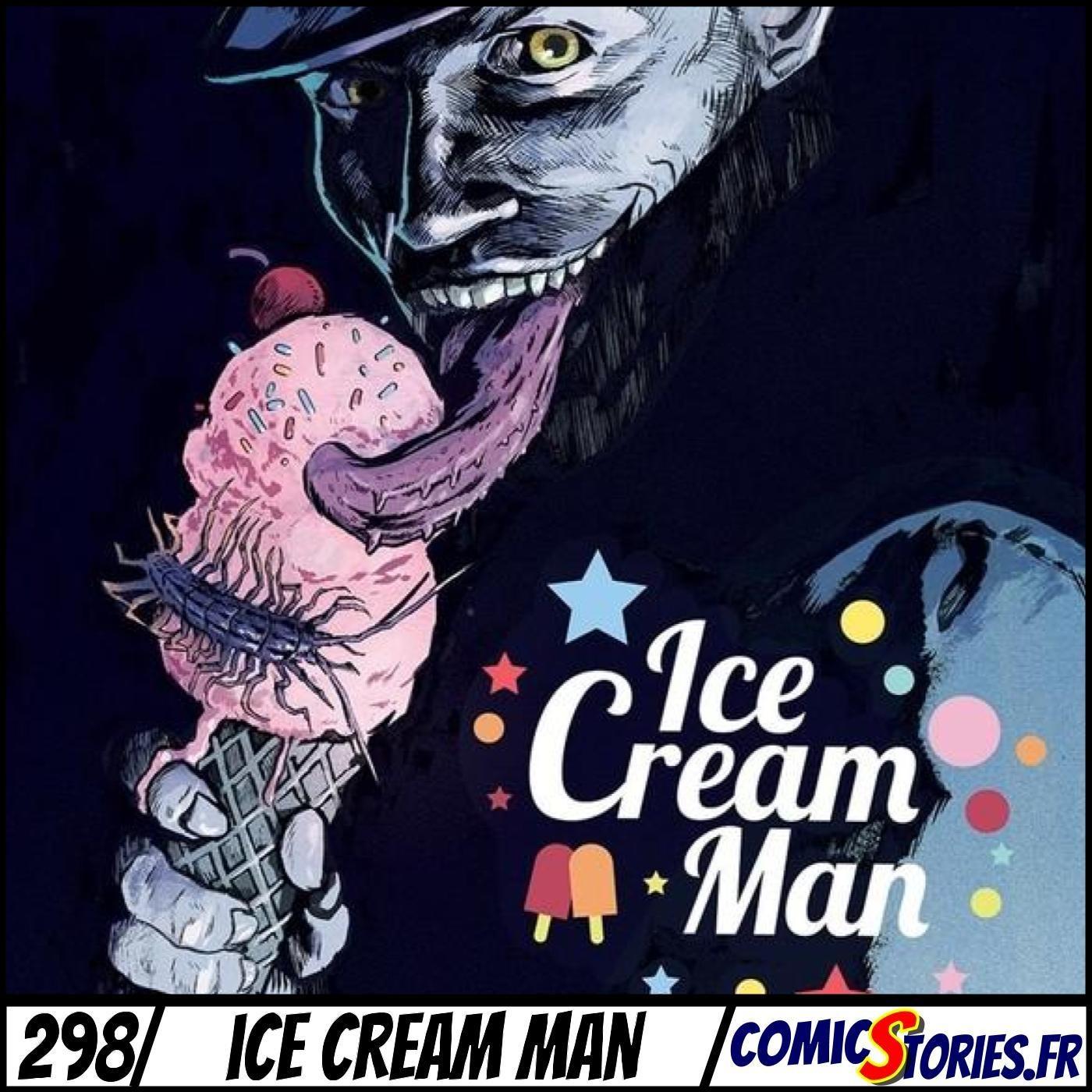ComicStories #298 -Ice Cream Man
