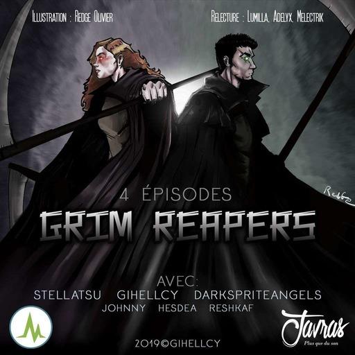Grim Reapers – Episode 02 – Mission Au Par-Delà