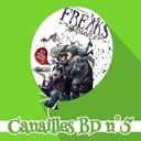 Canailles BD 5 : Freak's Squeele