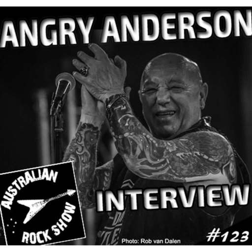 Episode 123 - Angry Anderson Interview