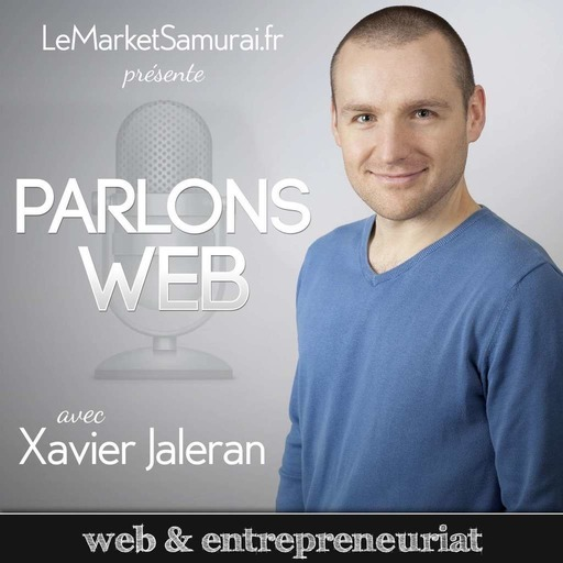 031 : Parcours d'entrepreneur et le pouvoir des réseaux sociaux avec Harold Paris