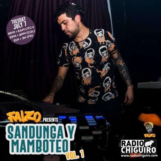 Chiguiro Mix presents - - Sandunga y mamboteo Vol 1 con Falzo.m4a