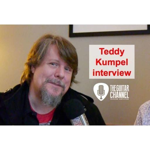 Teddy Kumpel: guitar player for Joe Jackson