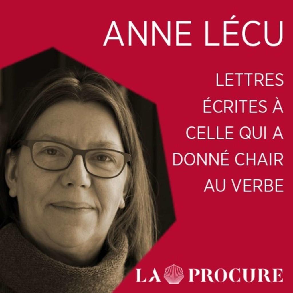 À Marie : lettres – un podcast La Procure