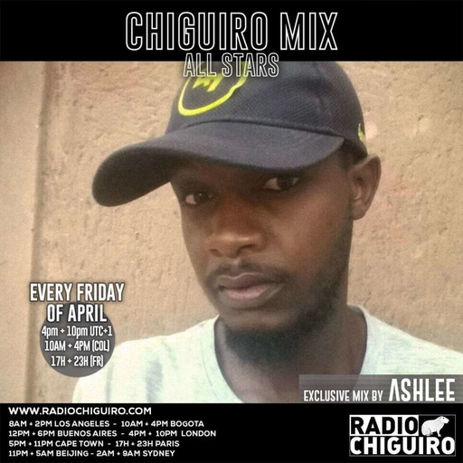 Chiguiro Mix #134 - Ashlee