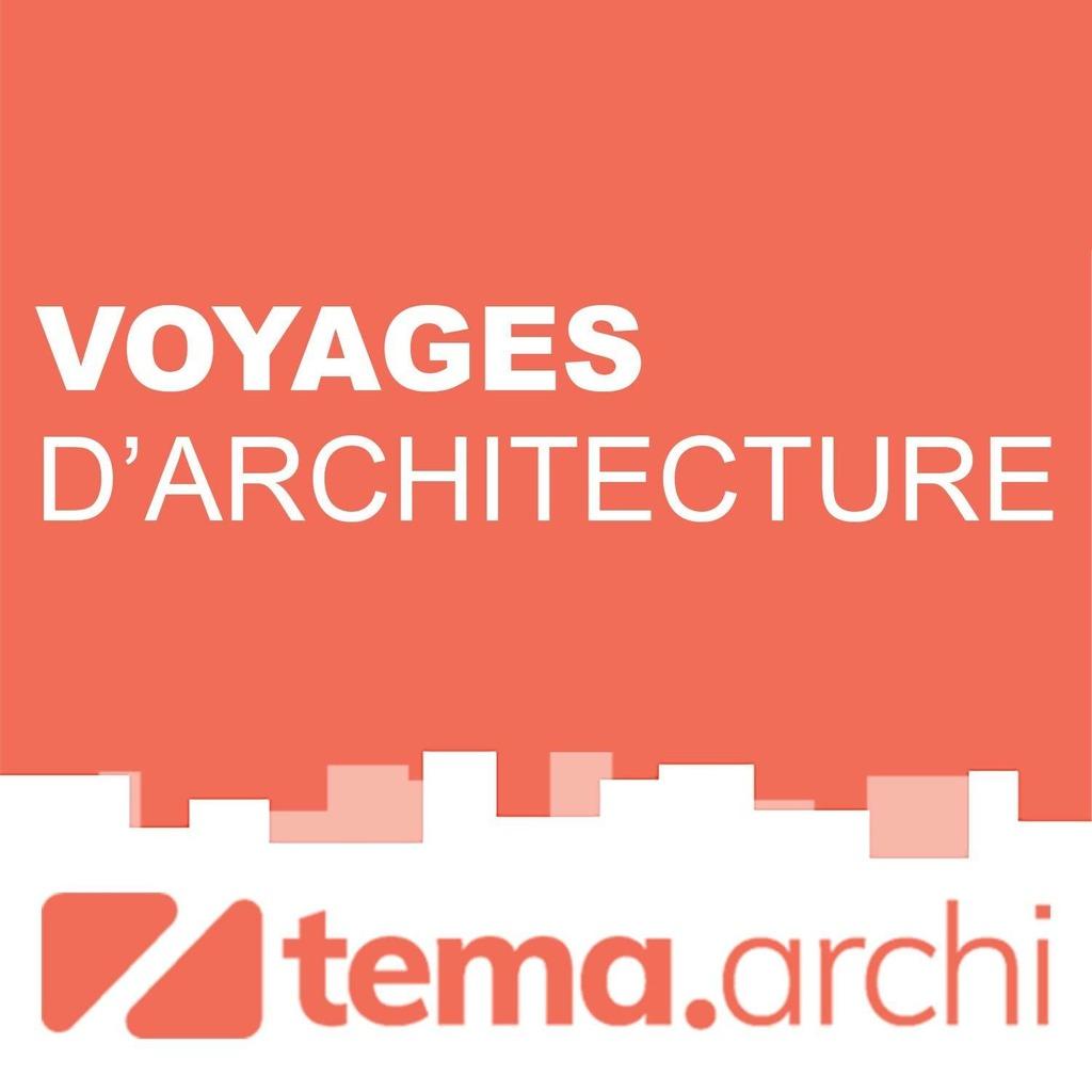 Voyages d'architecture