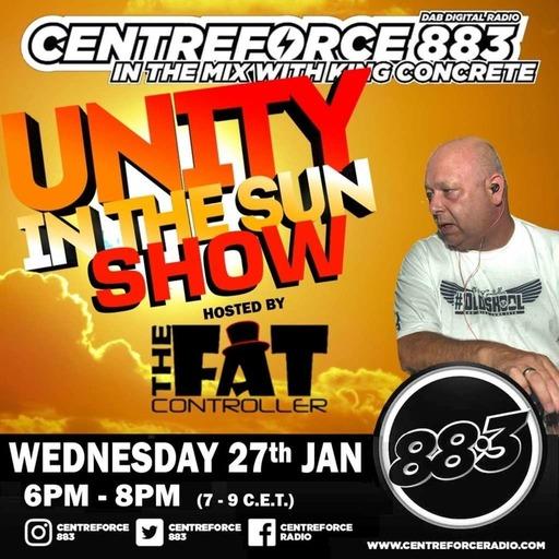 Episode 141: Centreforce Radio 883 27th January 2021
