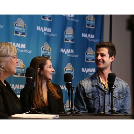 088- Meet The Grand Prize Winners of A Cappella at NAMM: UCLA's ScatterTones