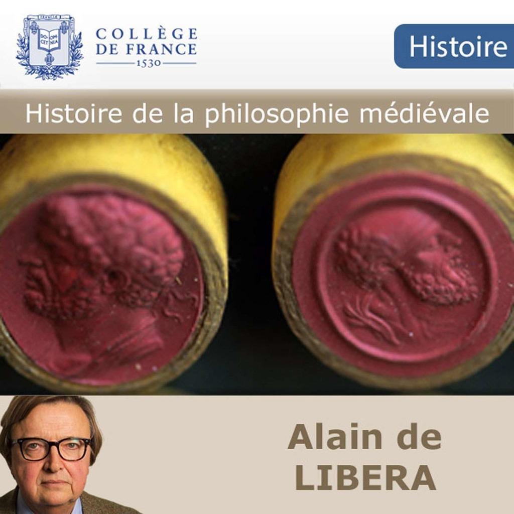 Histoire de la philosophie médiévale - Alain de Libera