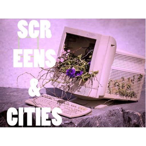AILLEURS 254 Djs white marble & venusfatale - Screens & Cities