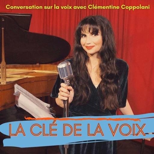 Rediffusion KINE DU CHANTEUR - MUSICIEN avec Fabienne Poulet-Schneider