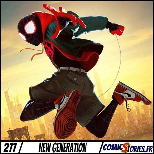 ComicStories #277 - New Generation