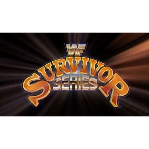 EP103 - Takeover: Wargames and WWE Survivor Series w/ Jake Hellman - Sean Vs Wild Podcast