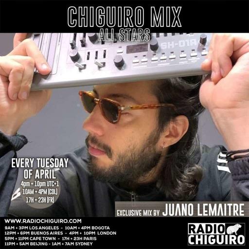 Chiguiro Mix #131 - Juano Lemaitre