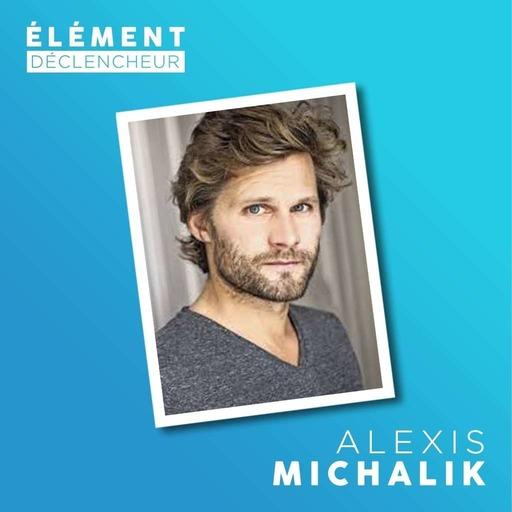 Alexis Michalik, dramaturge, metteur en scène, comédien