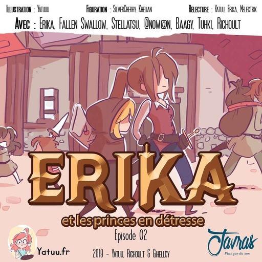 Erika et les princes en detresse - Episode 02.mp3