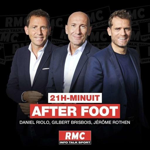 L'Afterfoot du 12 octobre – 23h/0h