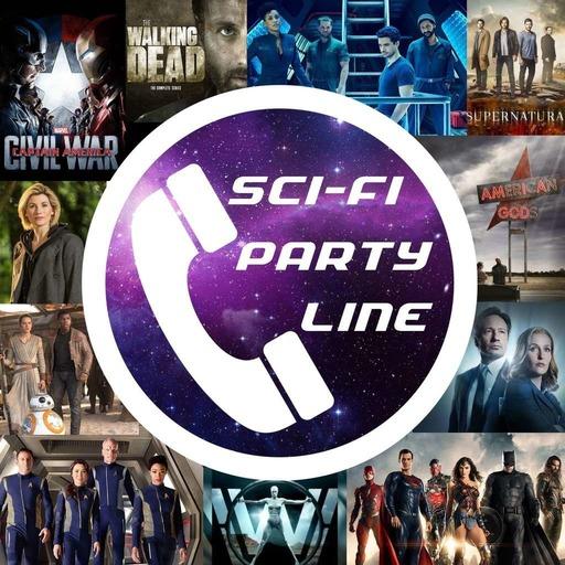 Sci-Fi Party Line #350 Umbrella Academy