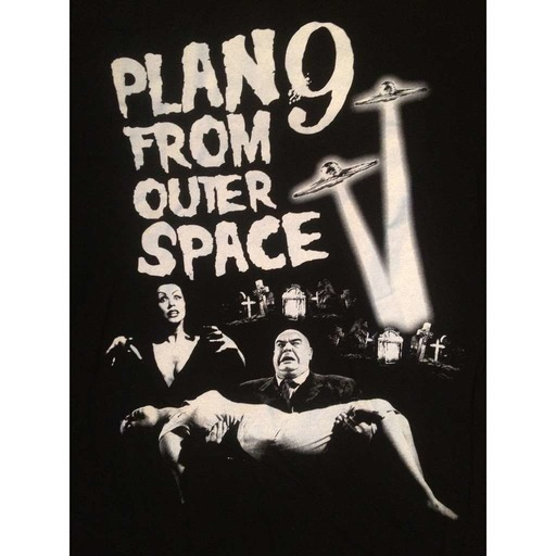 Ep.72 Plan 9 From Outer Space (1959) Vs. Plan 9 (2015)