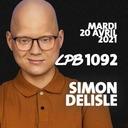#1092 - Simon Delisle - Claudia et son fameux rock chrétien!!!