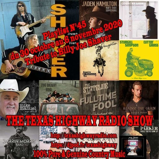 Texas Highway Radio Show N°45