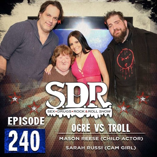 Mason Reese & Sarah Russi (Child Actor & Cam Girl) - Ogre vs Troll