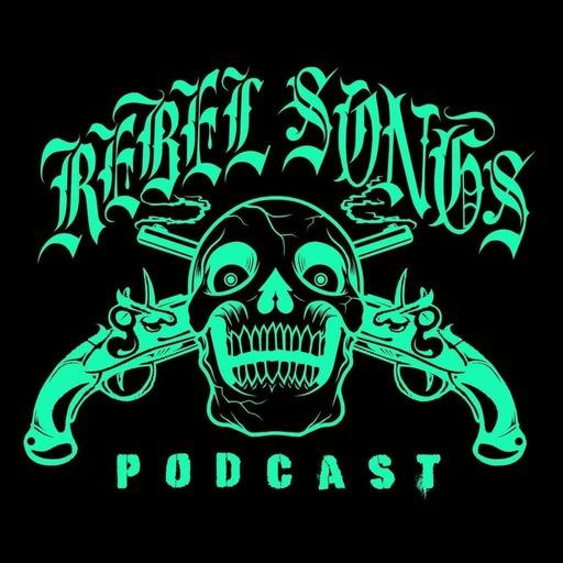 Ep. 94: New Rebel Songs Skull and Guns Shirts Available