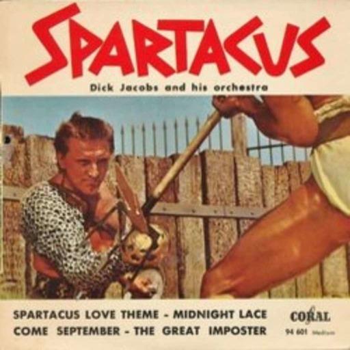16090 North: Spartacus (soundtrack)
