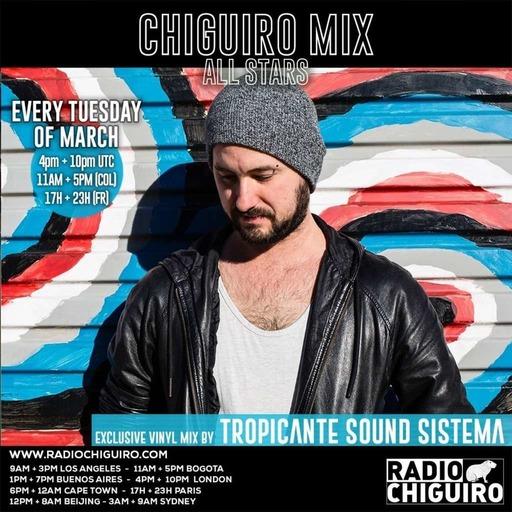 Chiguiro Mix #124 - Tropicante Sound Sistema