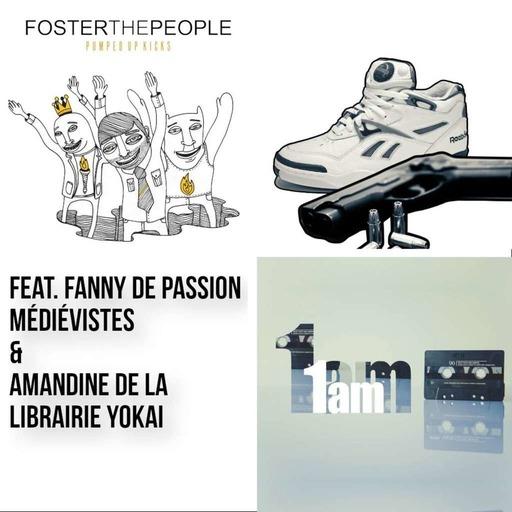 Pumped up Kicks Foster the People avec Amandine et Fanny