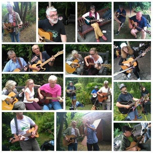 Didsbury Guitar Trail 2018 - Episode Five of Five