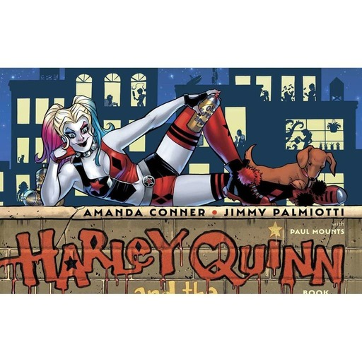 The Stack: Harley Quinn And The Birds Of Prey, Nebula And More