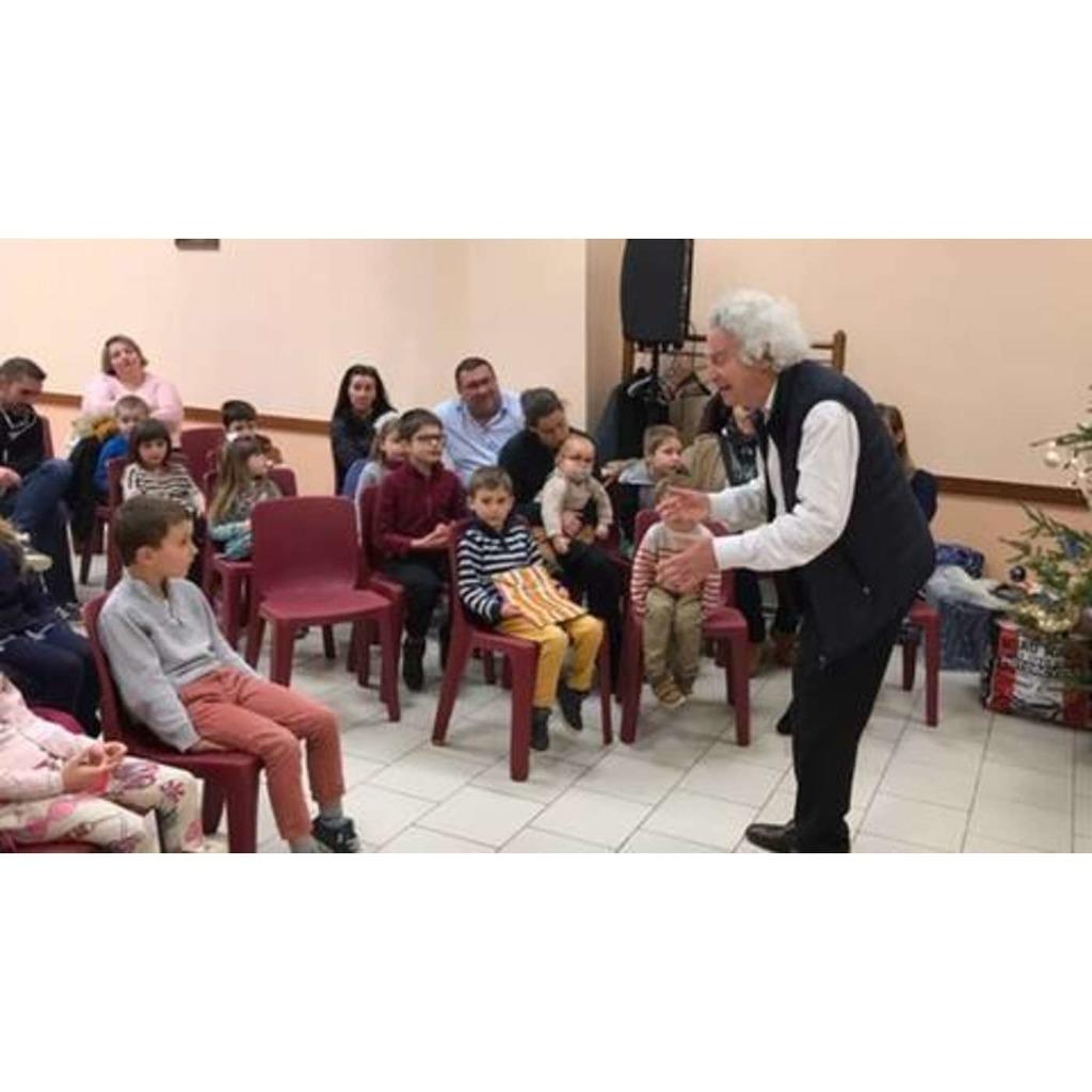 Les contes de Papi Gérard