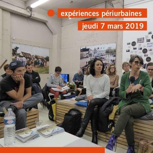 Expériences Périurbaines - Gang et l'Archiviolette