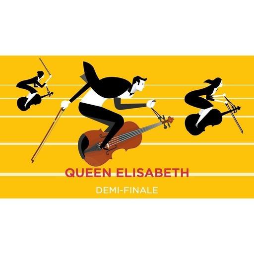 Queen Elisabeth Violin 2019 - Semi-final - Stephen KIM - Récital - 10/05/2019