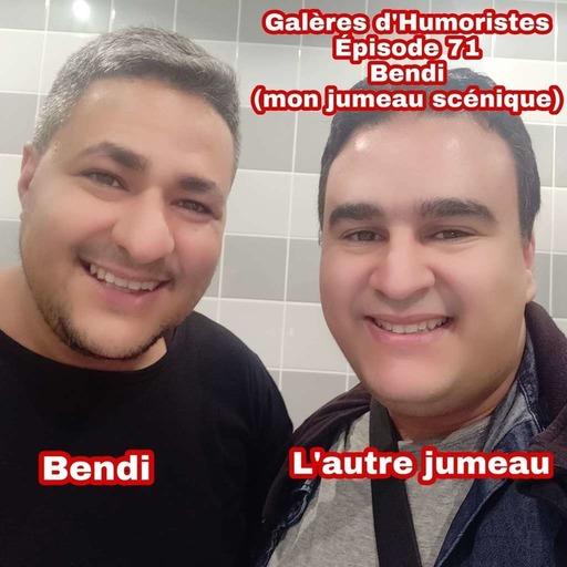 galères d'humoristes - Bendi.mp3
