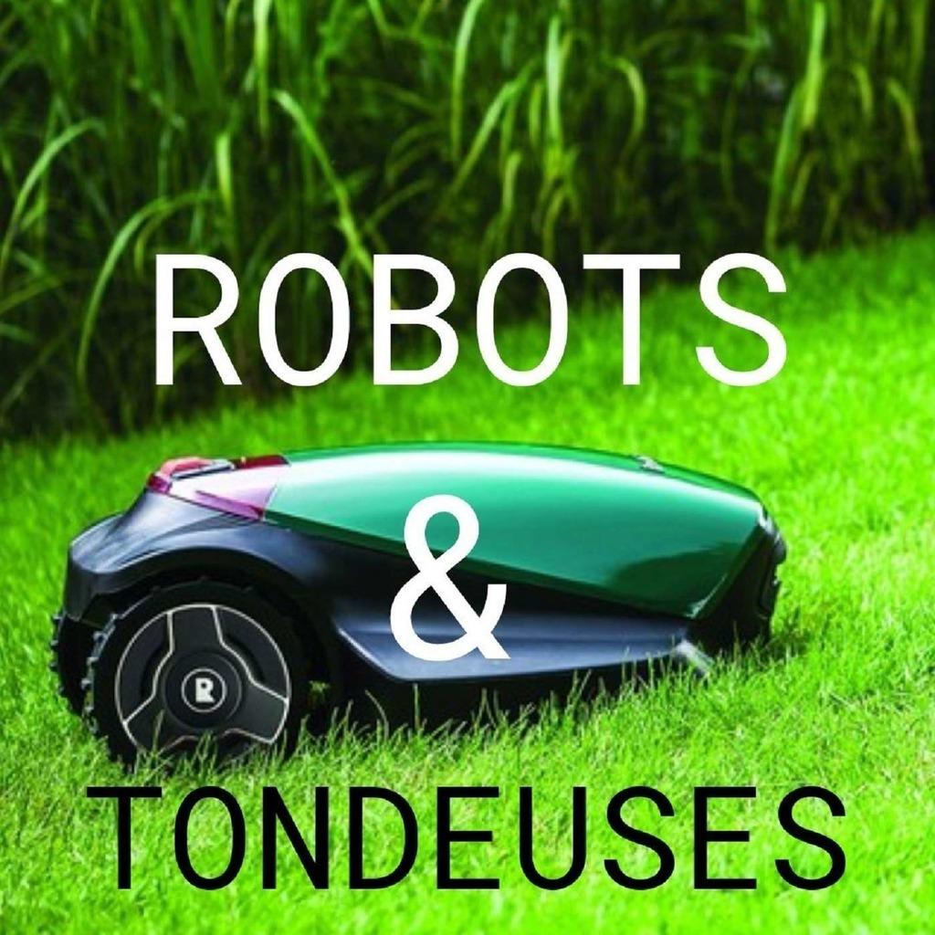 Robots & Tondeuses