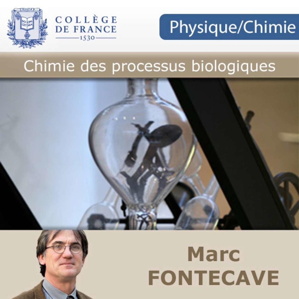 Chimie des processus biologiques - Collège de France